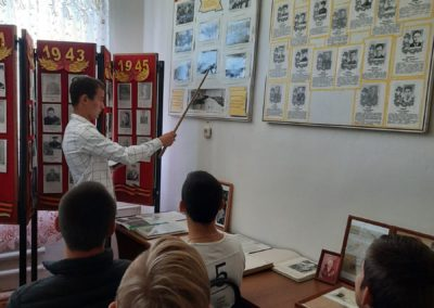 Мой прадед участник битвы за Кавказ_04